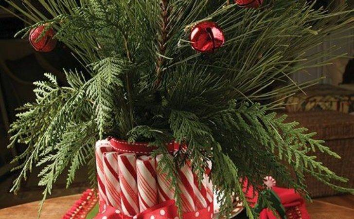 Christmas Cor Ideas Traditional Red Green