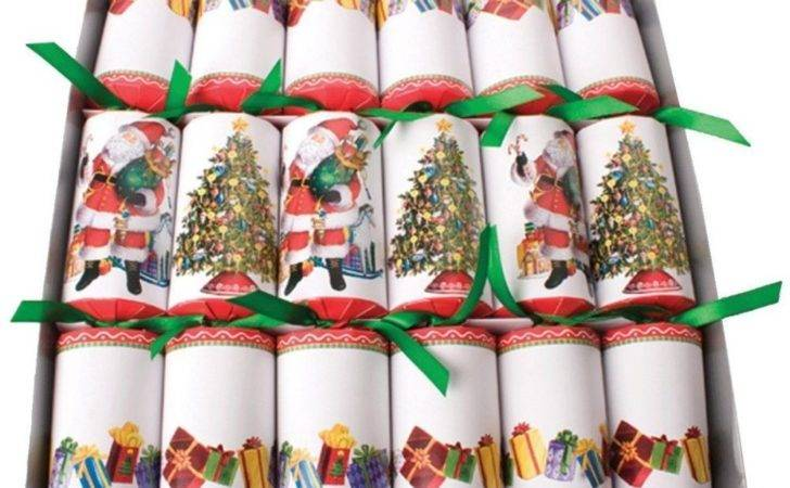 Christmas Crackers Party