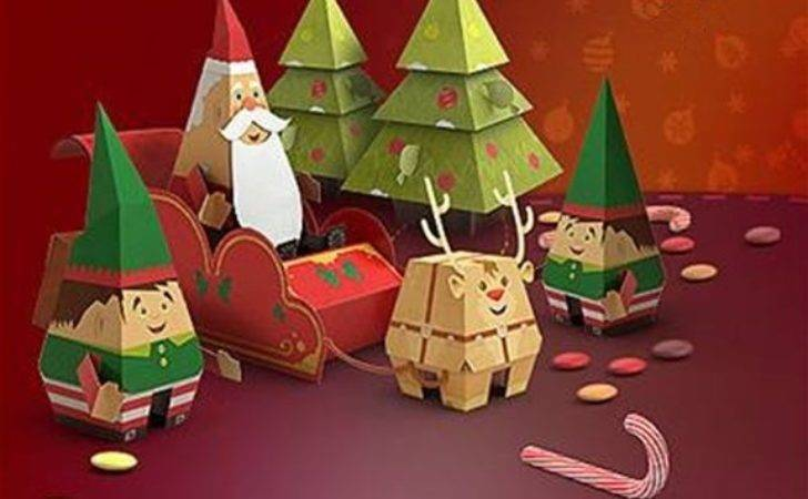 Christmas Paper Crafts Find Craft Ideas