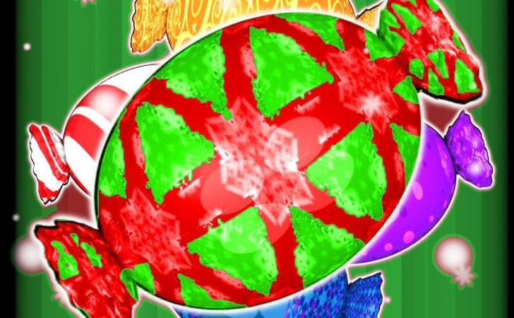 Christmas Party Candy Poppers Fun Puzzle Game