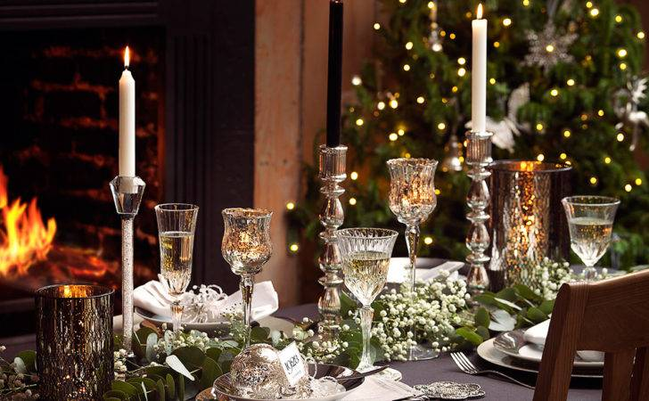 Christmas Table Decoration Ideas Festive Dining