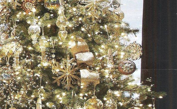 Christmas Tree Colour Combinations Drool Over