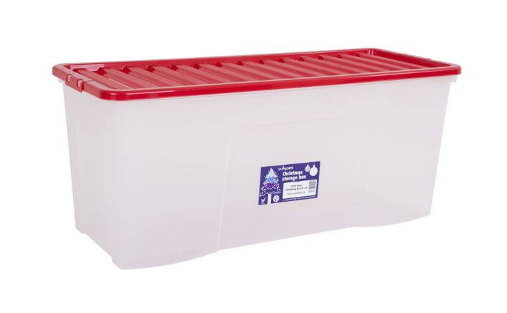 Christmas Tree Storage Box Wilko