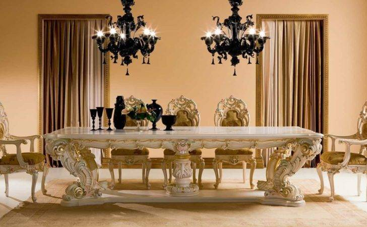 Classic Dining Room Attractive Lamps Furniture
