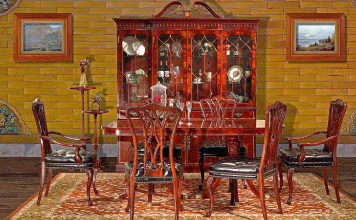 Classic Dining Rooms Verinno Group