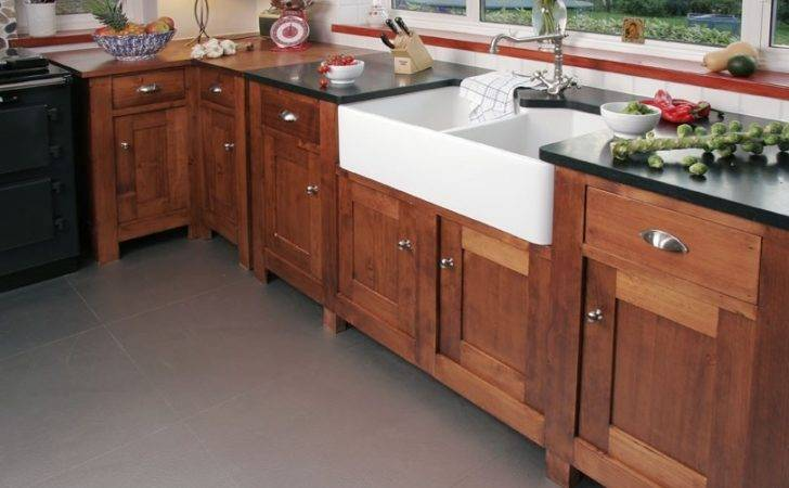 Classic Style Standing Kitchen Cabinets