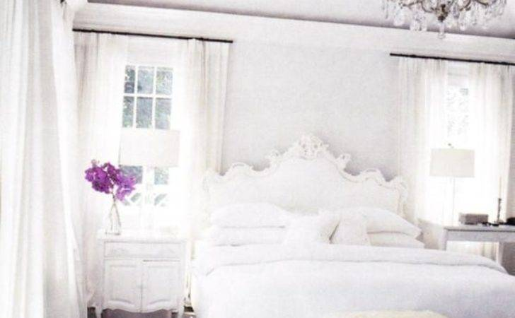 Classic White Bedroom Home Decoration Live