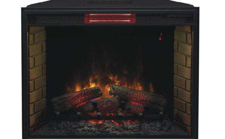 Classicflame Infrared Spectrafire Plus Electric