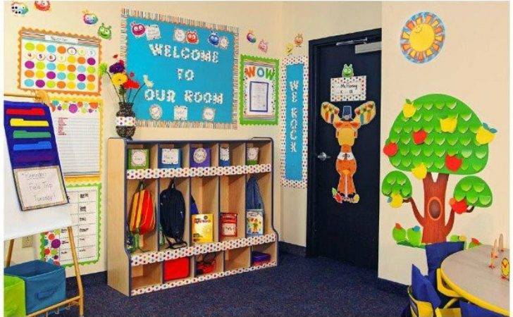 Classroom Decoration Ideas Preschool Creative