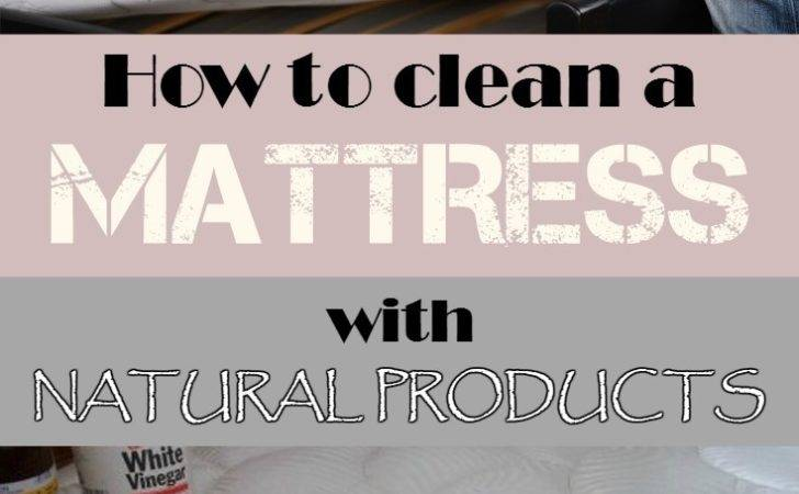 Clean Mattress Natural Products Video