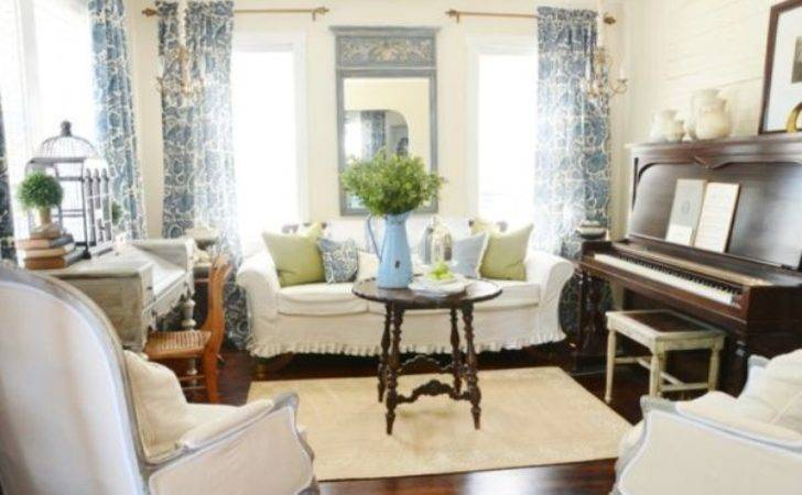 Closer Look Farmhouse French Style