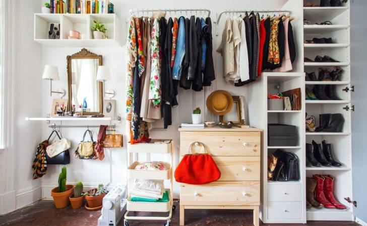 Closet Organization Ideas Clothing Storage Solutions
