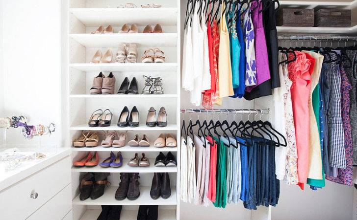 Closet Organization Ideas Functional Uncluttered