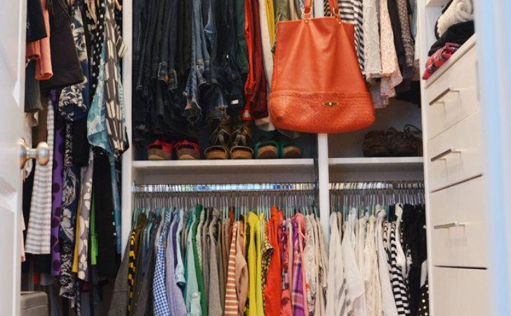 Closet Organizing Tips Favorite Clothes Part