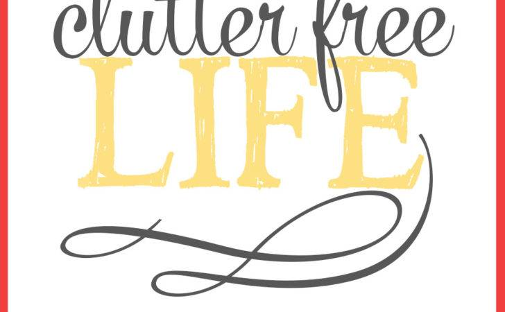 Clutter Life Cluttering Checklist Mail
