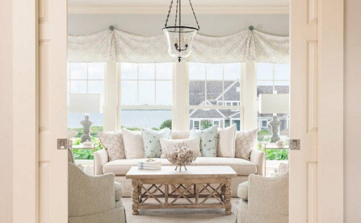 Coastal Home Neutral Interiors Bunch Interior