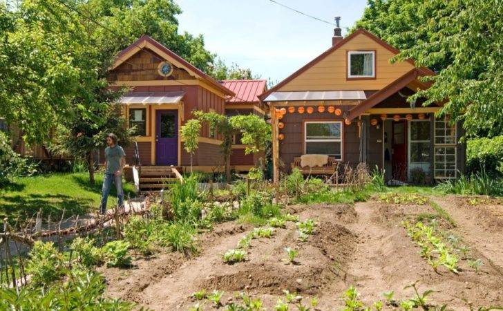 Cohousing Living Large Small Houses House Bliss