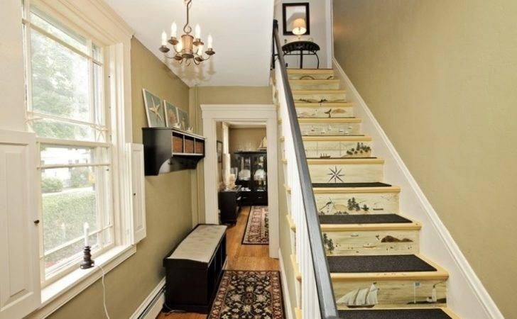Collections Small Hall Stairs Landing Decorating