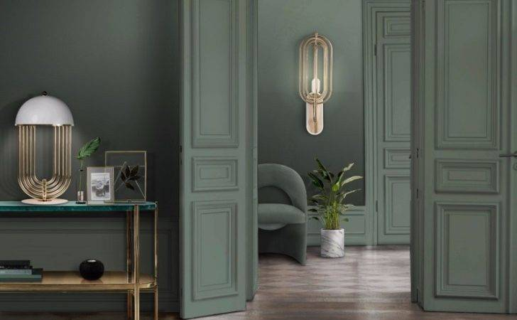 Color Trends Rocking Green Decor Your Mid
