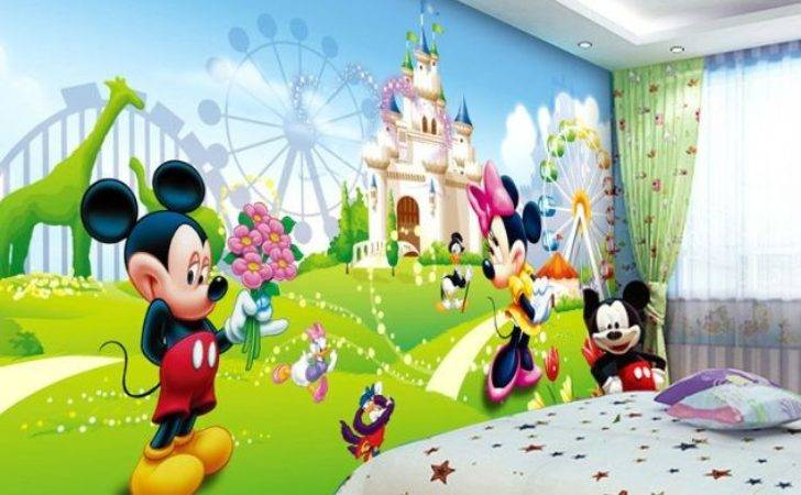 Colorful Cartoon Great Idea Your Children