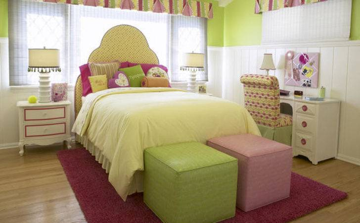Colorful Cravings Little Girls Room Ideas