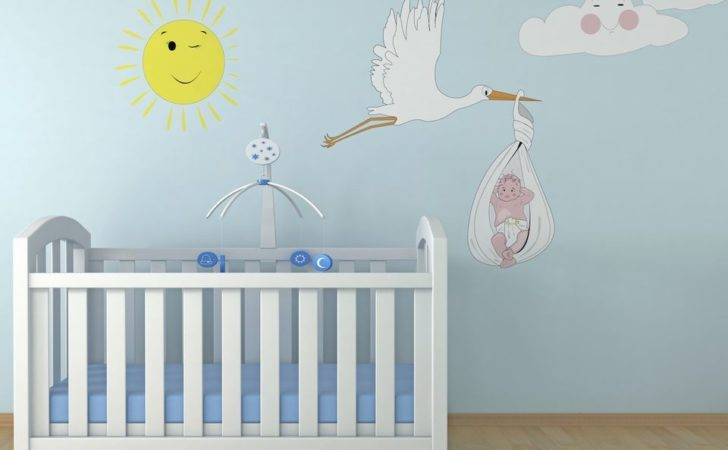 Coloring Baby Room Feng Shui Colors