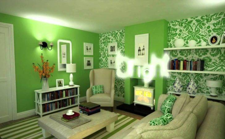 Colour Schemes Decorating Green Youtube