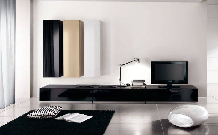 Colours Black Furniture Grey White Living