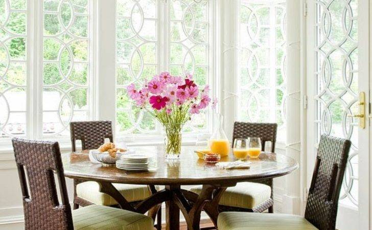 Comfort Breakfast Nook Decorating Ideas Interior