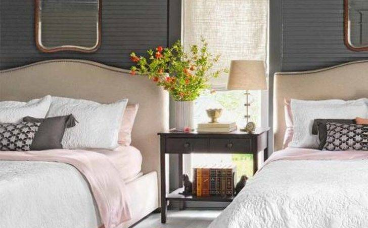 Comfortable Guest Bedroom Decor Ideas
