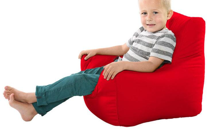 Comfy Toddler Armchair Beanbag