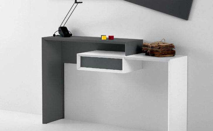 Compar Contemporary Smart Console Table Drawer Choice