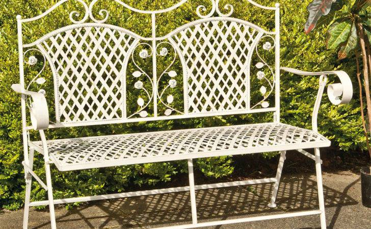 Compare Prices These Beautiful Three Seat Metal Garden