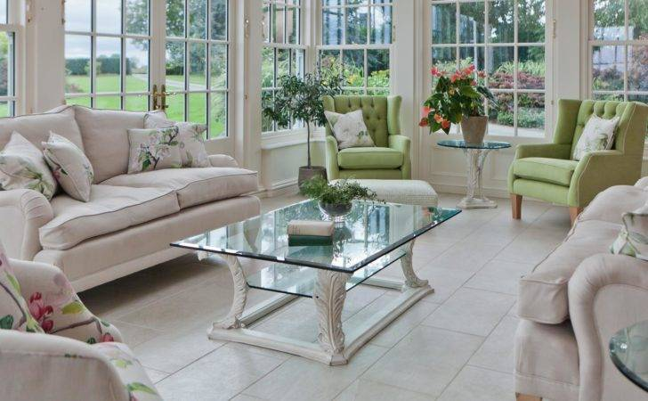 Conservatory Furniture Interiors Vale Garden Houses