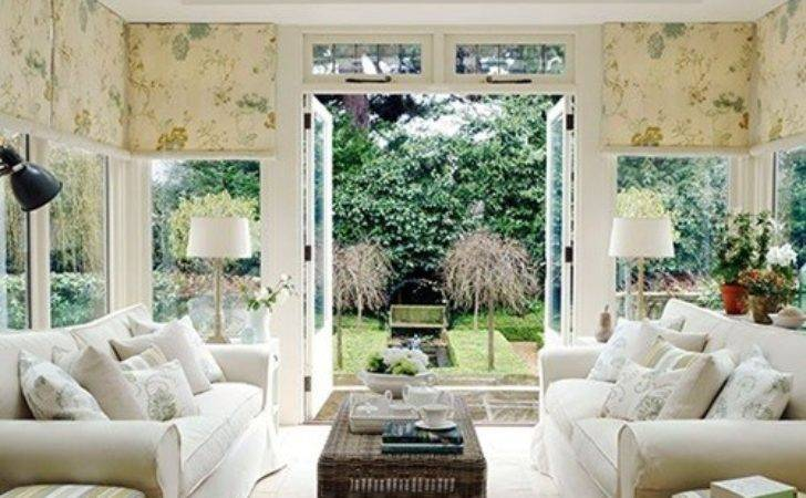 Conservatory Room Furniture Decoration Interior Design