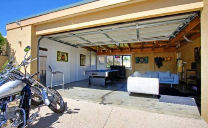 Consider Converting Your Garage Into Guest Room