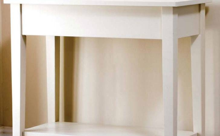 Console Tables Tall Narrow Table Mesmerizing