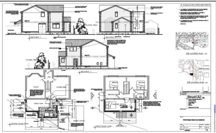 Contact Example House Extension