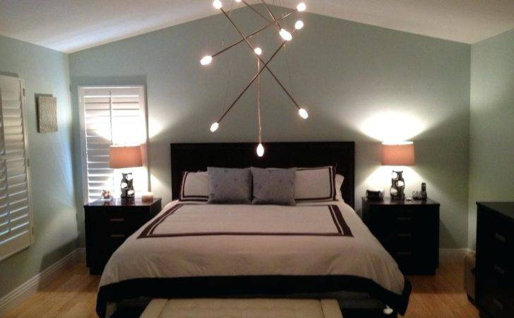 Contemporary Bedroom Lighting Fascinating Examples