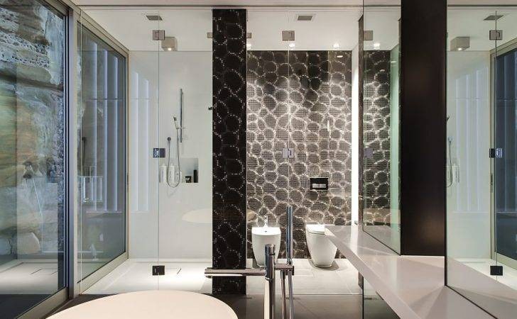Contemporary Ensuite Bathroom Cutting Edge Design