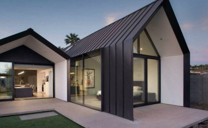 Contemporary Extensions Good Houses