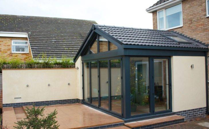 Contemporary Garden Room West Yorkshire Transform