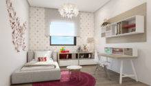 Contemporary Girls Room Design Interior Ideas