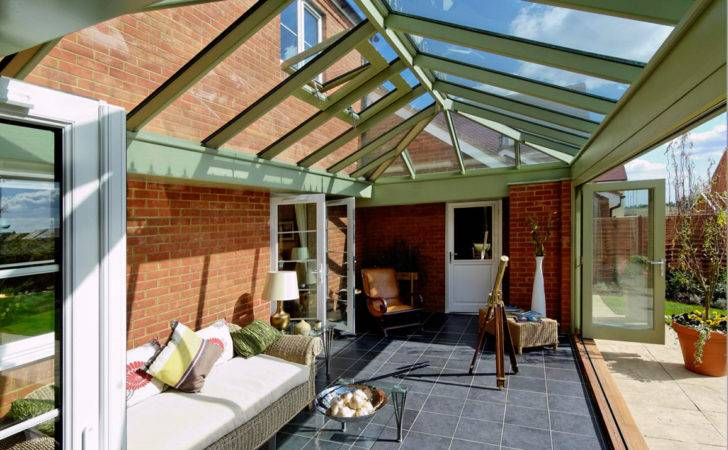 Contemporary Hardwood Conservatories Moore Inspiration