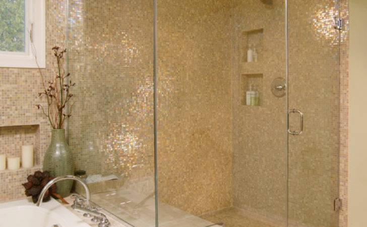 Contemporary Shower Tiles Ideas