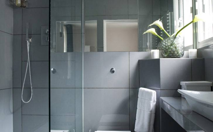 Contemporary Suite Bathroom Home Rocks