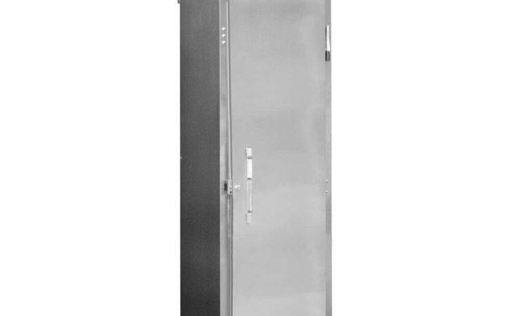 Continental Refrigerator Rse One Section Narrow Reach