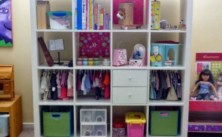 Controlling Craziness Organizing American Girl Doll Clothes