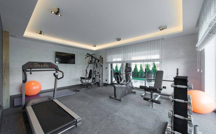 Convert Your Garage Into Home Gym