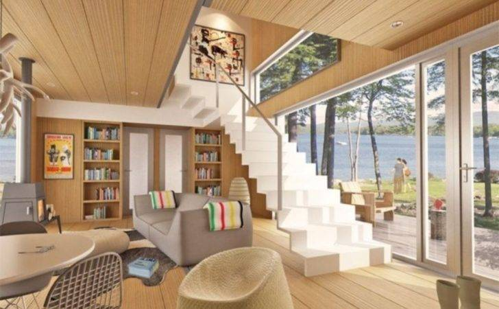 Convertable Shipping Container Homes Interior Home